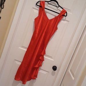 Victoria's Secret red lingerie nightie medium PJ's